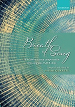 Breath of Song: Concert Works by Women Composers