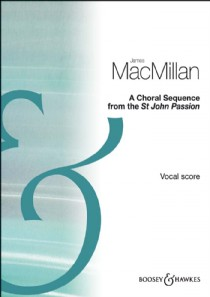A Choral Sequence From the St John Passion