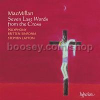 Seven Last Words From The Cross/Annunciation of the Blessed Virgin/Te Deum (Hyperion Audio CD)