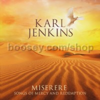 Miserere - Songs of Mercy and Redemption (Decca CD)