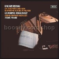 The Four Piano Concertos; Rhapsody on a Theme of Paganini (Vladimir Ashkenazy) (Decca Classics LP)