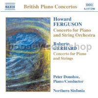 Piano Concertos (Naxos Audio CD)