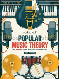 Popular Music Theory Guidebook (Grades Debut-5)