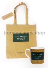 Concerto for Orchestra Gift Set